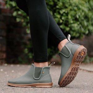 Bogs | Sweetpea Chelsea Rain Boot Green
